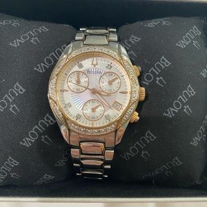 Bulova Woman's Watch